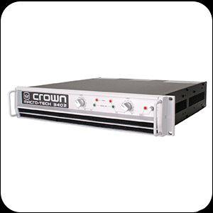 Crown MacroTech 3600 VZ
